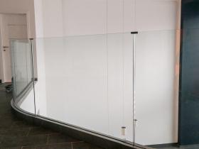 Staklene ograde Elegant - nasadni sistem C50