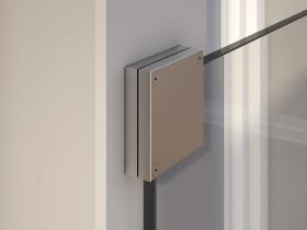 Staklene ograde Elegant - stranični sistem Vista 100