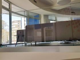 Staklene ograde Elegant - stranični sistem FX50 - mts Novi Sad