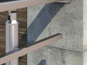 Aluminijumska ograda Elegant CL10