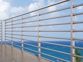 Aluminijumska ograda Elegant CL11