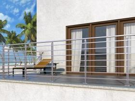 Aluminijumska ograda Elegant LX14