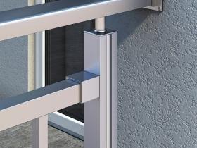 Aluminijumska ograda Elegant SL11