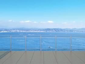 Aluminijumska staklena ograda Elegant SL16