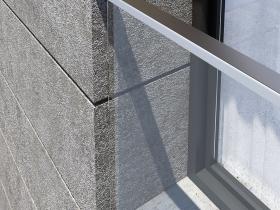 Aluminijumska staklena ograda Elegant SL17