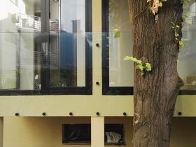 Staklene ograde Elegant - stranično tačkasti sistem AL50