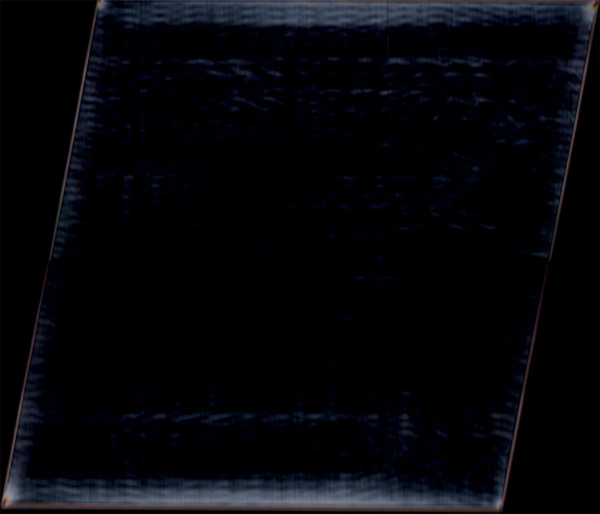 Slika 5. Izvorna slika dobijena on-line opremom za vizualizaciju